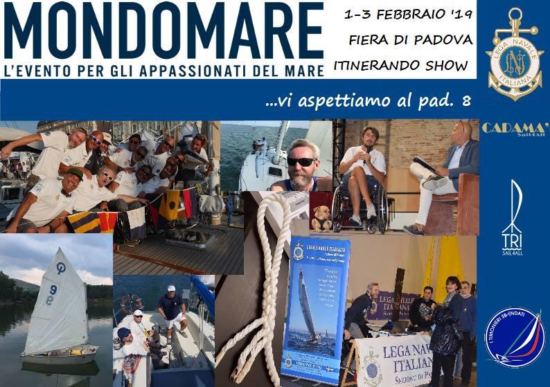 MondoMare 1-3 Febbraio 2019 a Padova