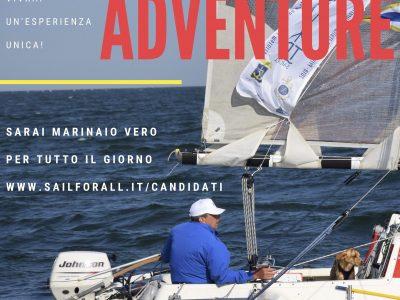 a new sailing adventure 2019